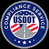 USDOT COMPLIANCE SERVICE Logo