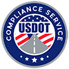 USDOT COMPLIANCE SERVICE © 2019 v20.2.44 Logo